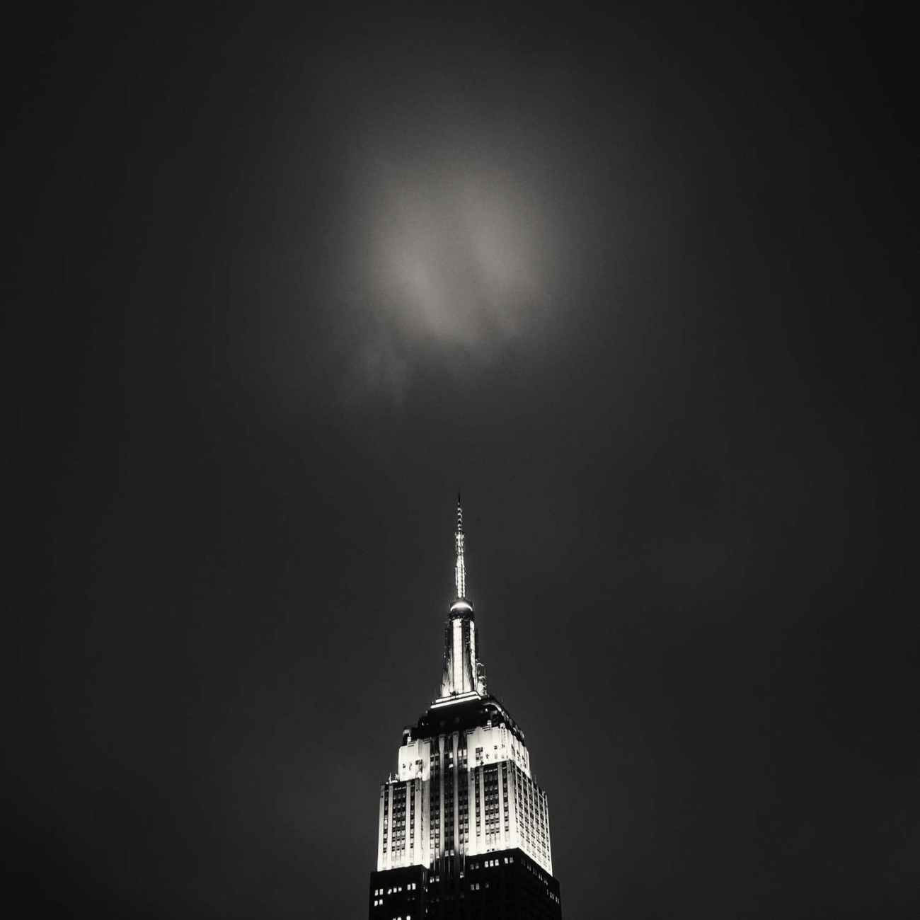 Giving up the light, New York, 2014