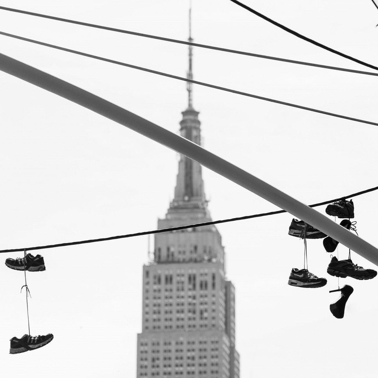 Shoes, NY, 2014