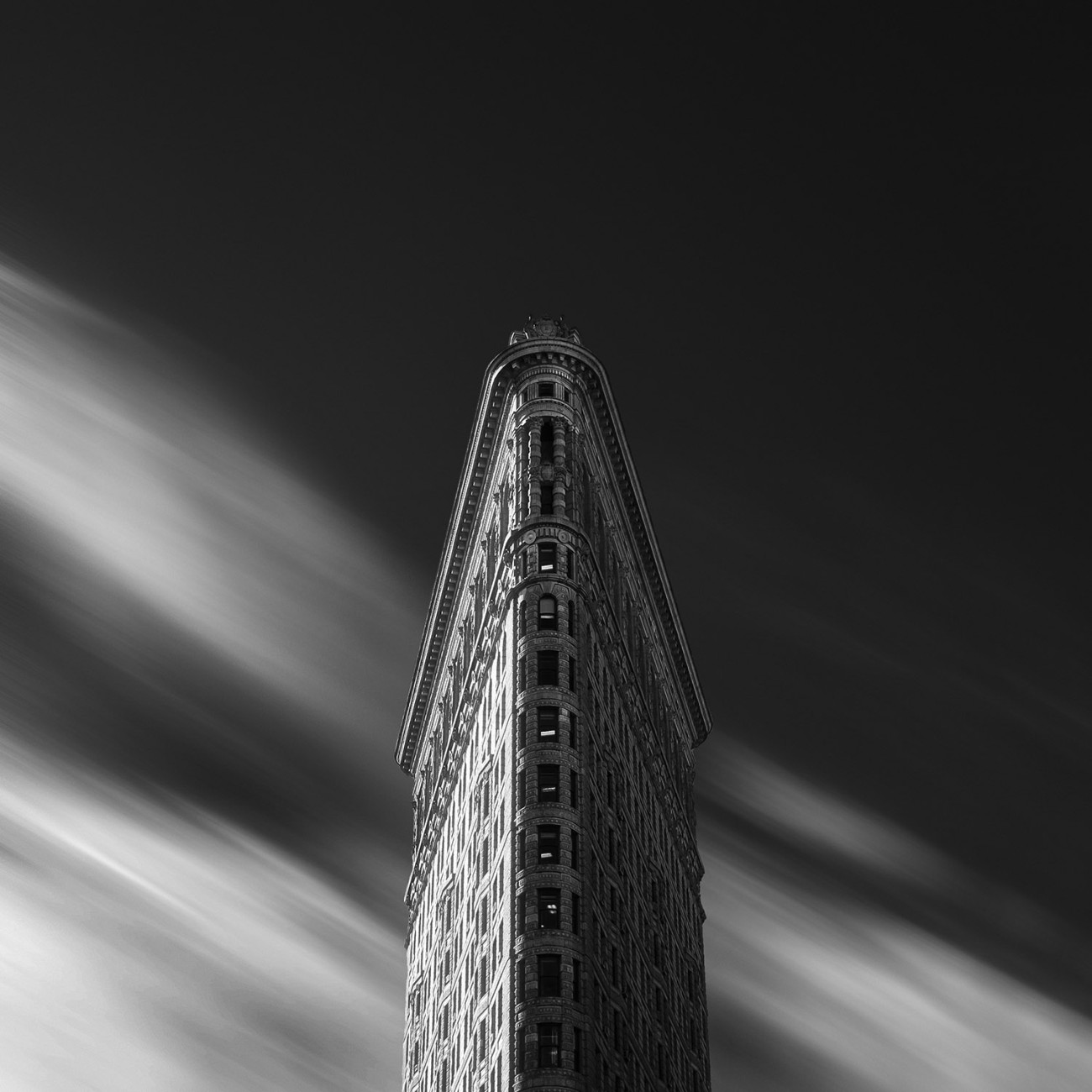 Flatiron early morning, NY, 2015