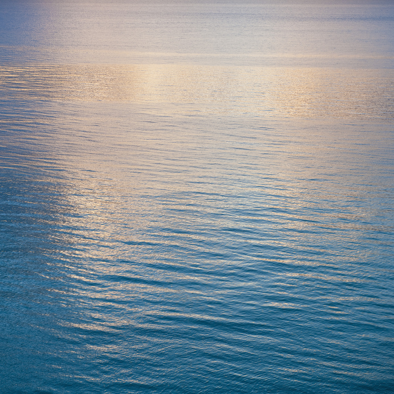 Morning reflection, Atlantic Ocean, Study 2, 2009