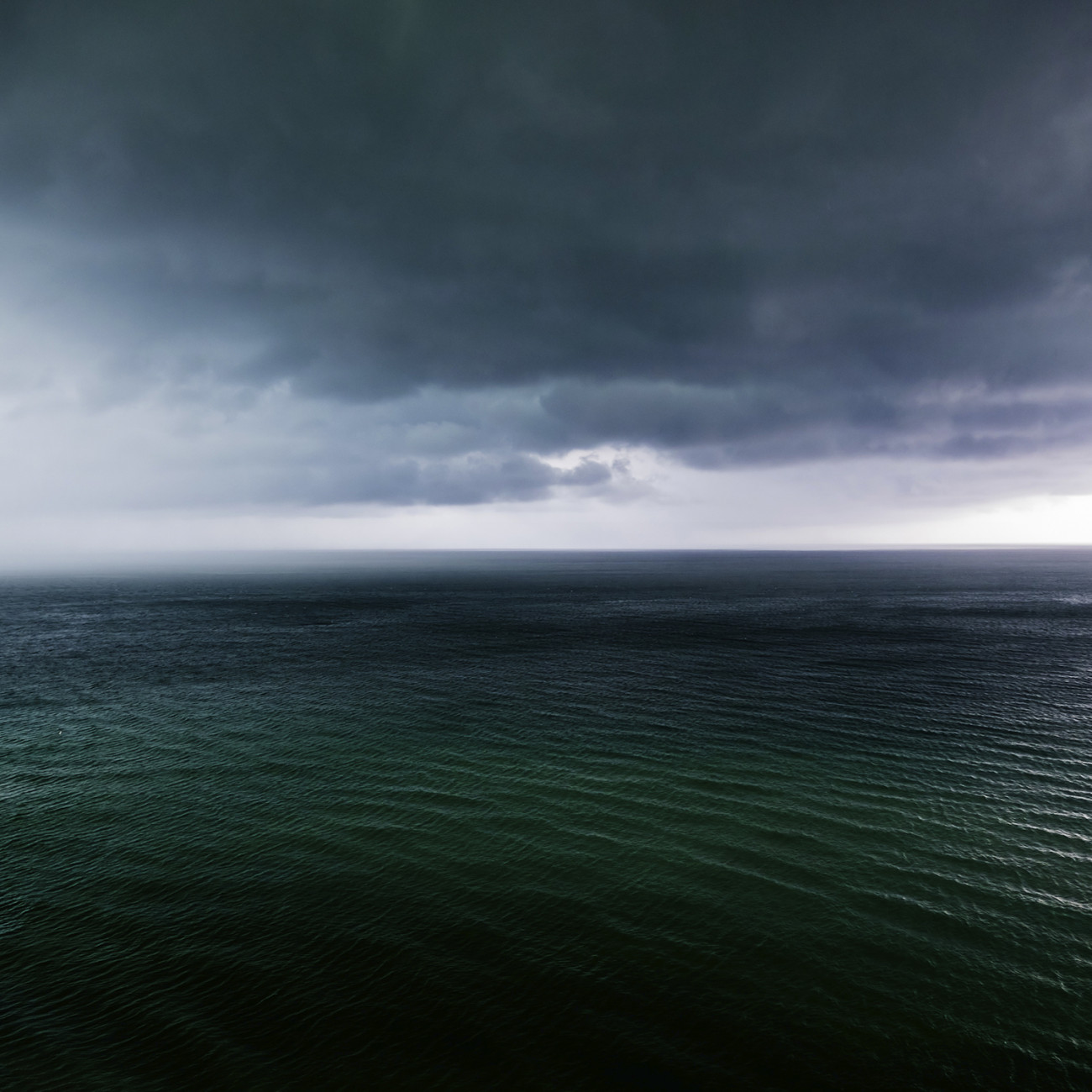 Before the storm, the Atlantic Ocean, 2015