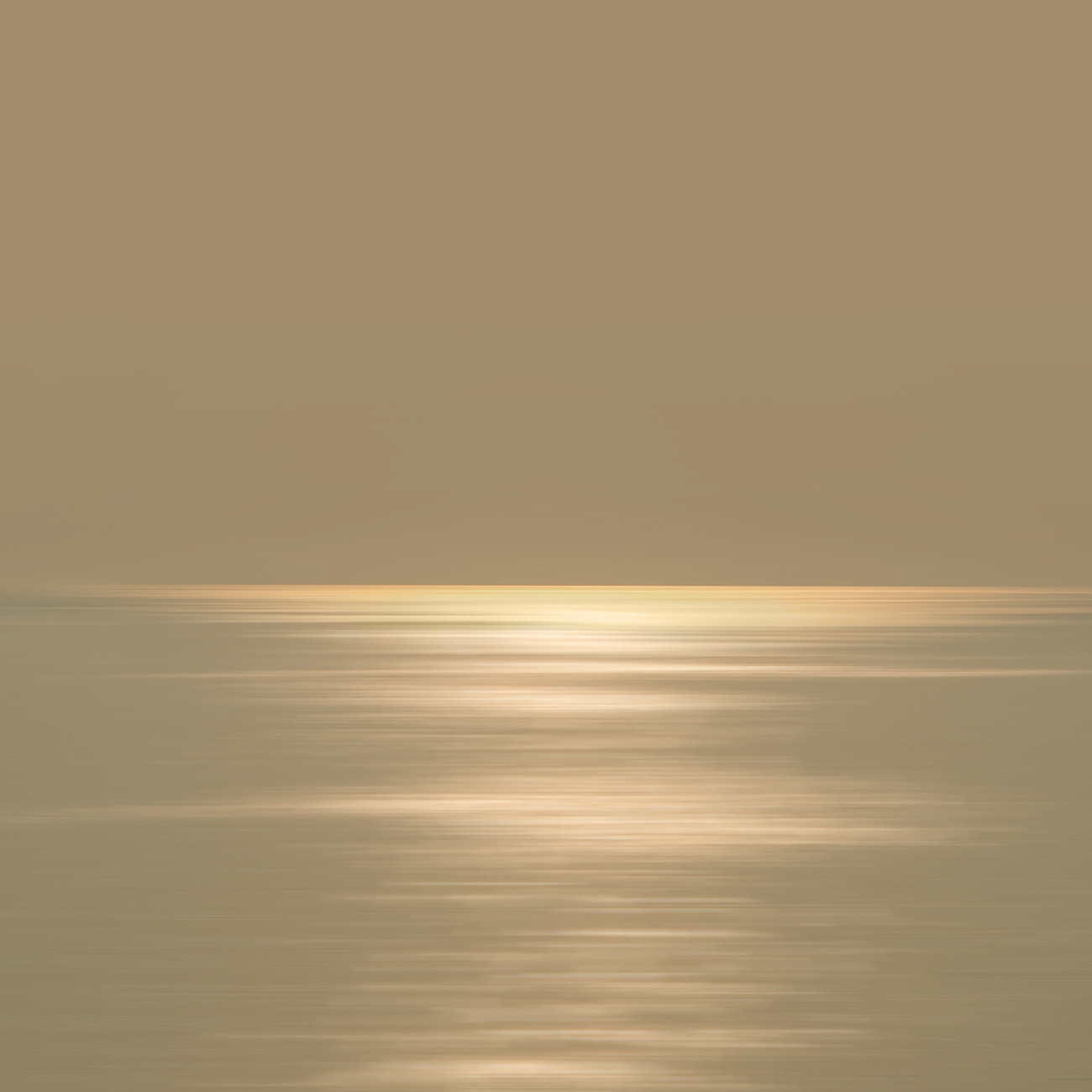 Aegean Sea sunrise reflections, 2011
