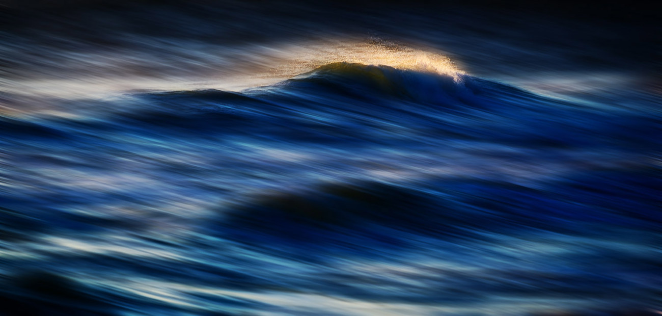Sunrise wave, Florida, 2015