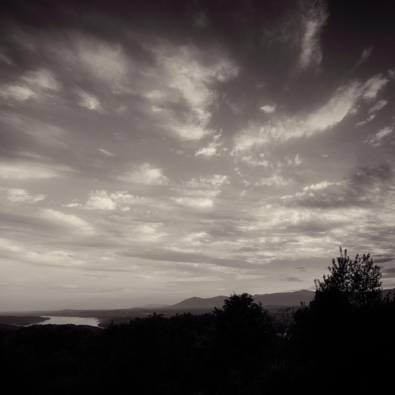 Sunset, Hudson  River Valley, New York, 2013