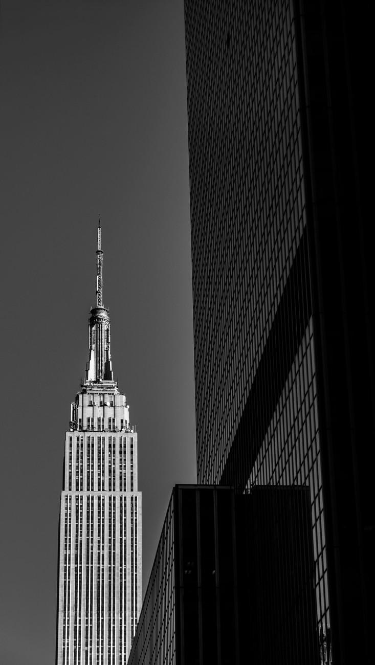 Echoing lines, New York, 2014