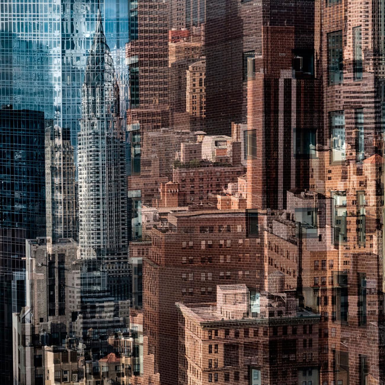 Metropolis - Brick by brick, NY, 2015