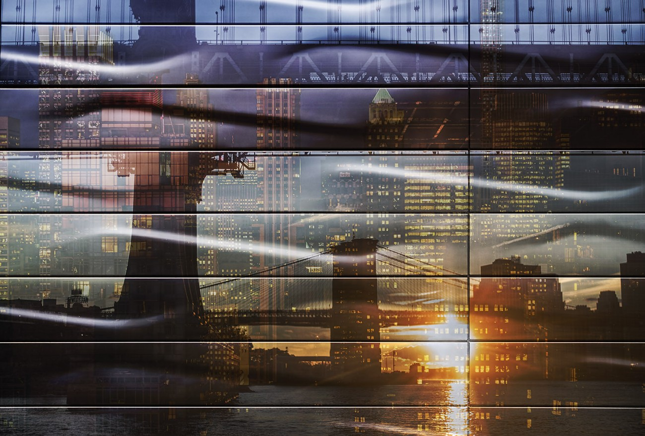 Metropolis - The double-cross, NY, 2016