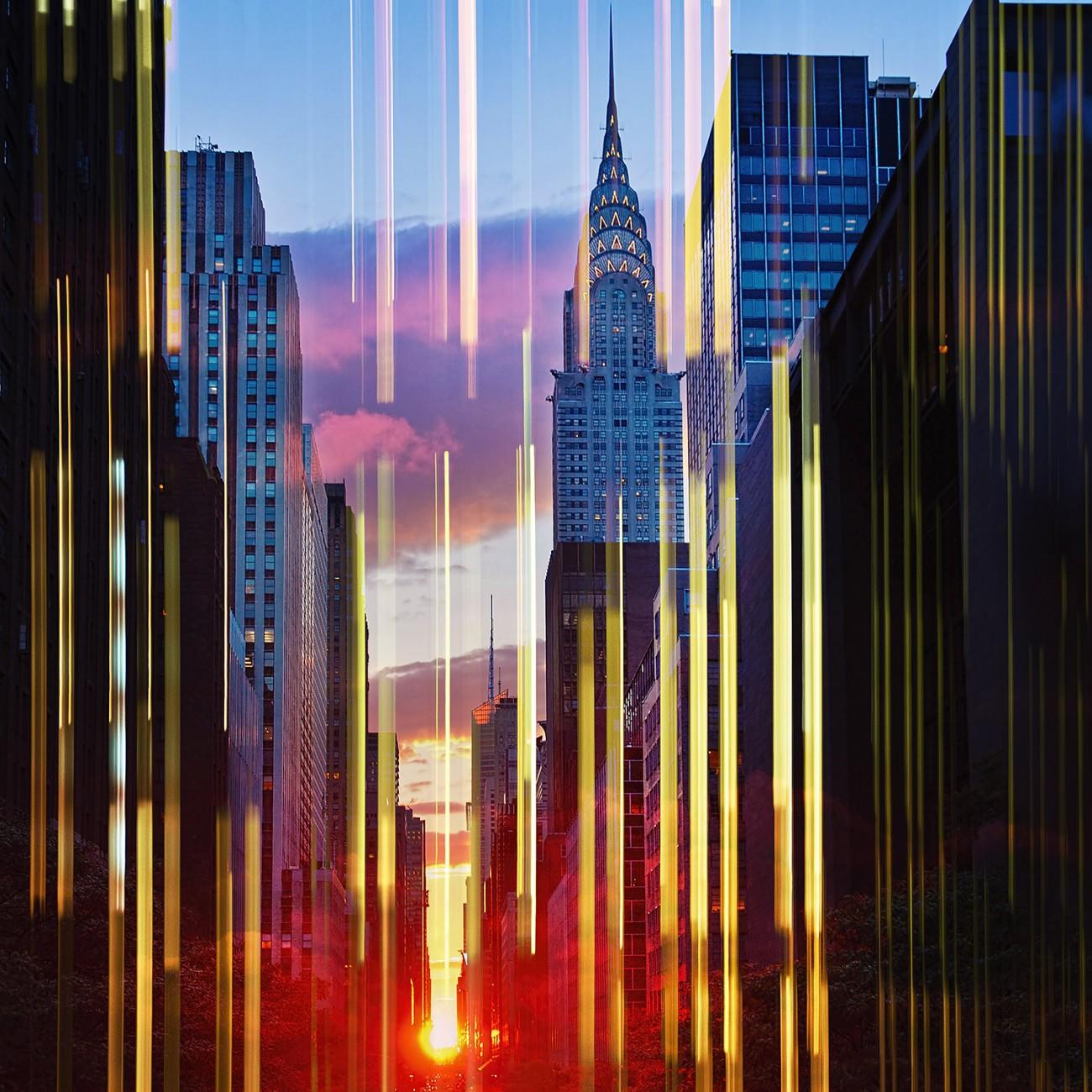 Metropolis - Star alignment, NY, 2016