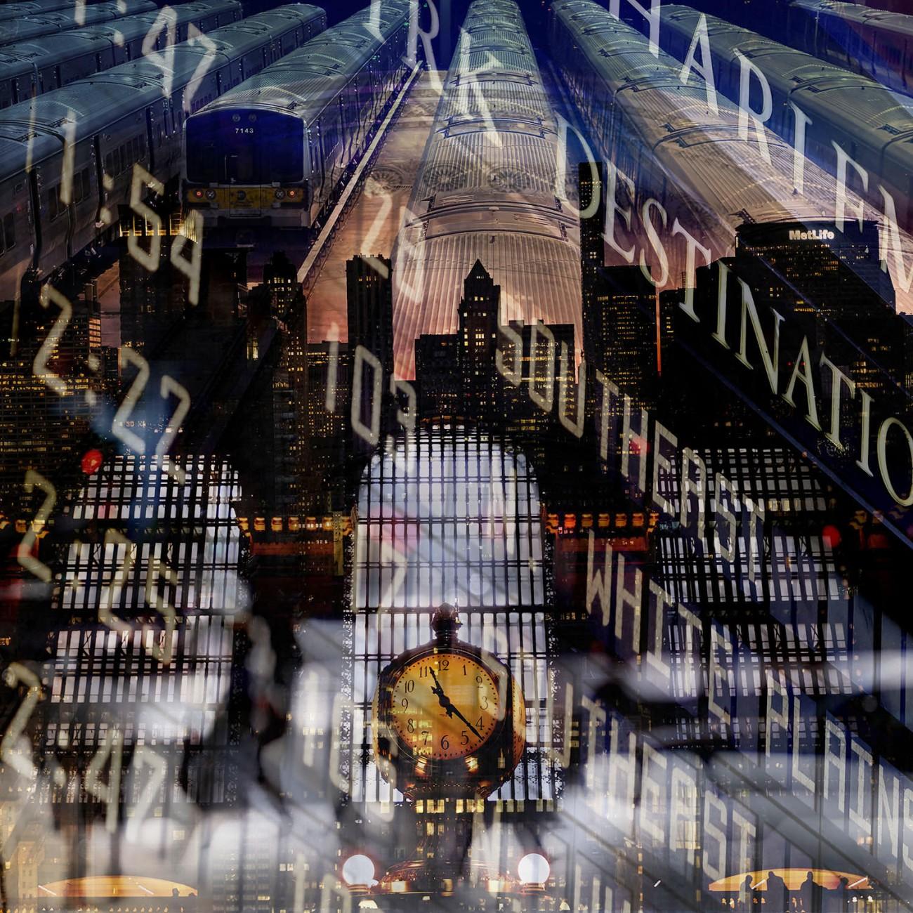 Metropolis - All Aboard!, NY, 2016