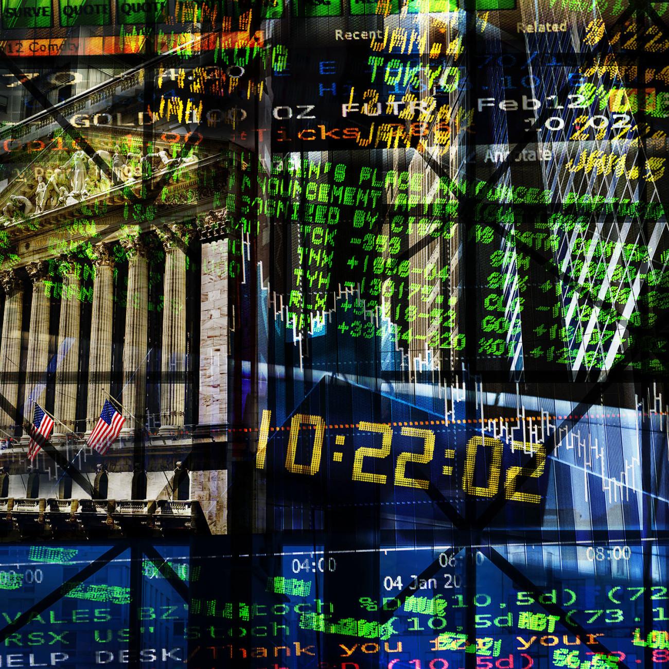 Metropolis - 10:22:02 in New York, 2016