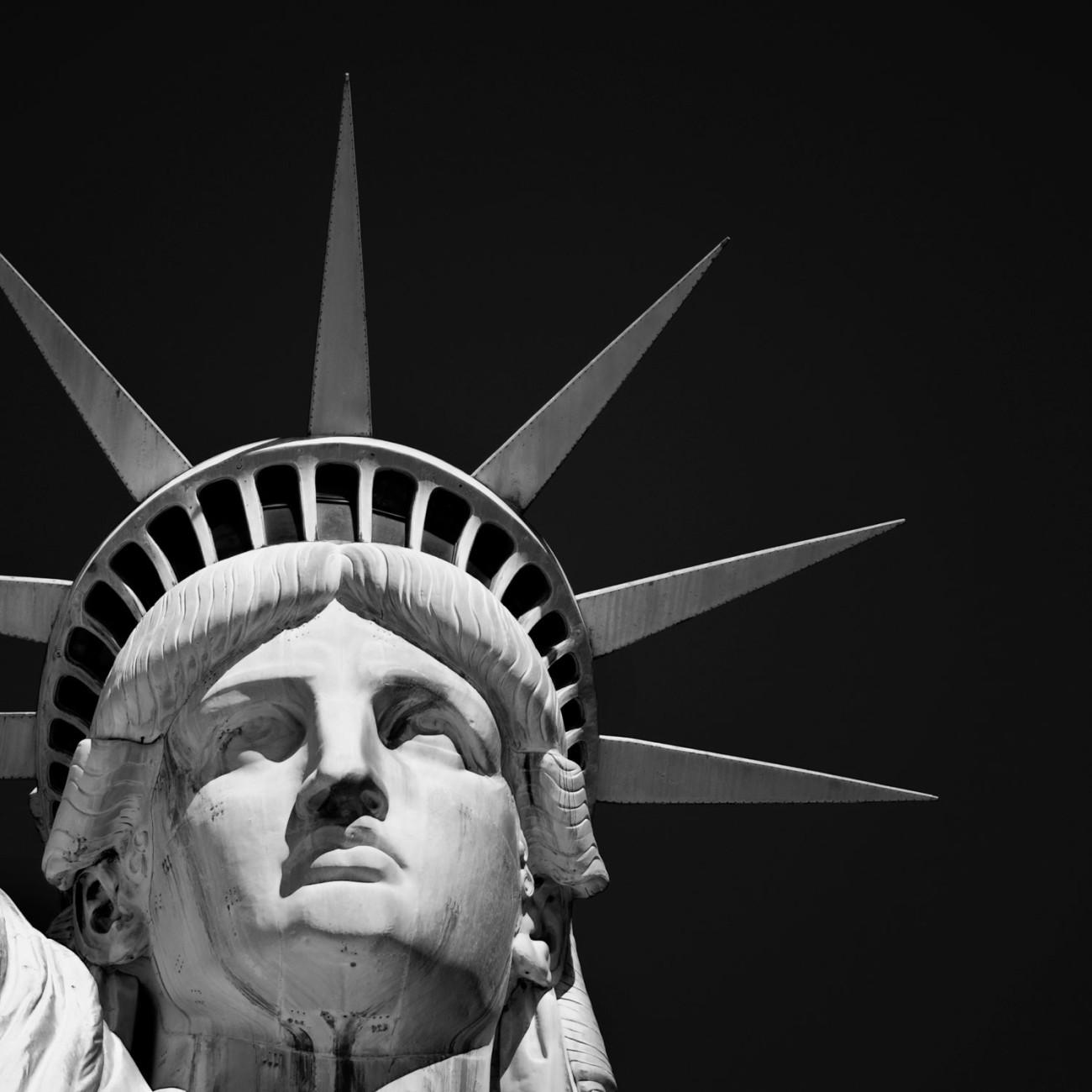 Monument to Liberty, study I, New York, 2009