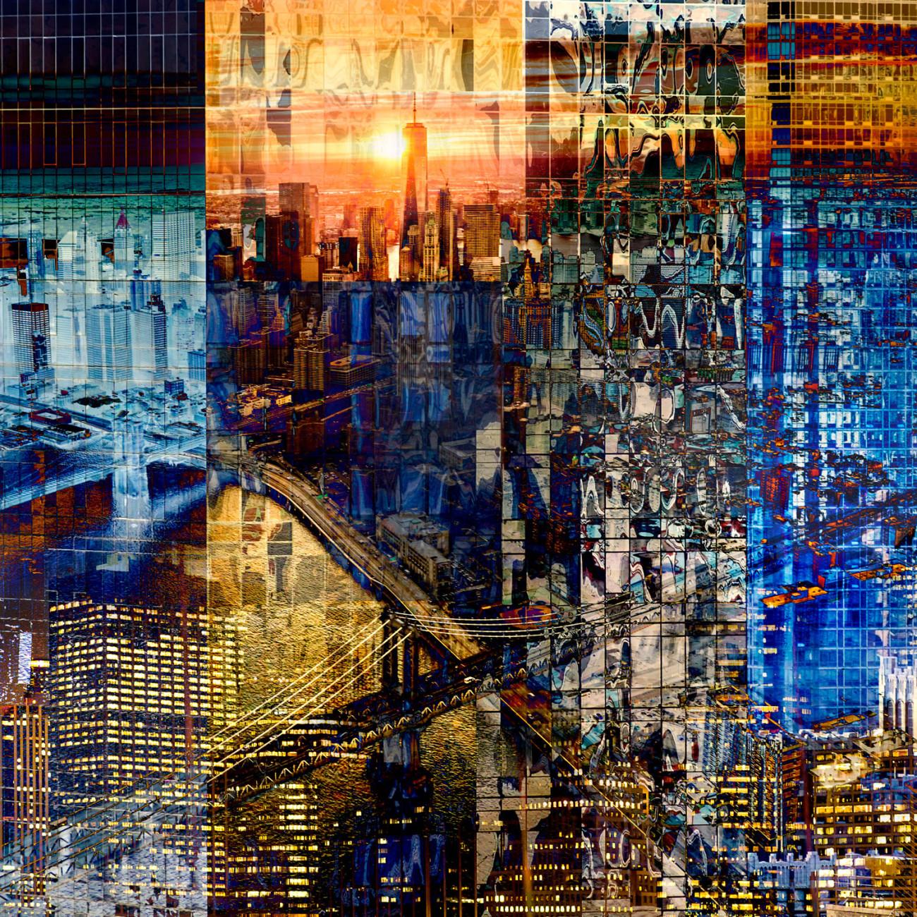 Metropolis - Through the looking glass, 2015