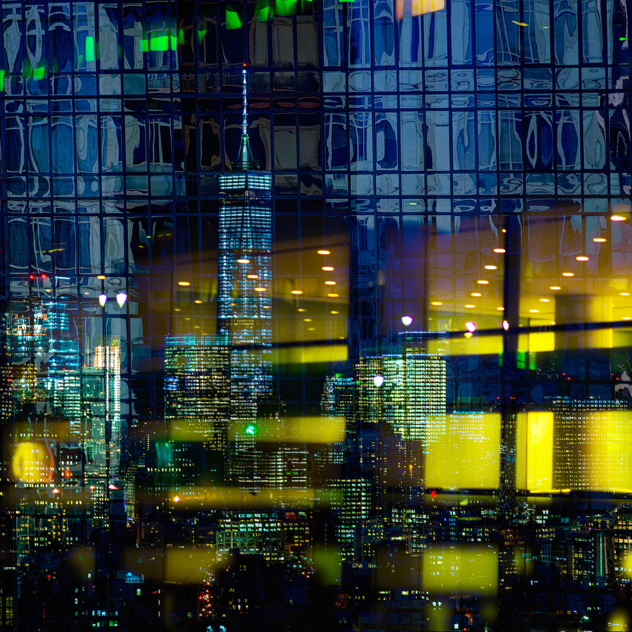 Metropolis - Dressed for the evening, NY, 2015