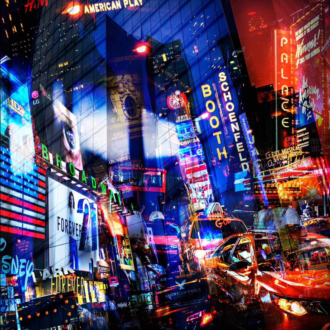 Metropolis - Boogie-Woogie too, NY, 2015