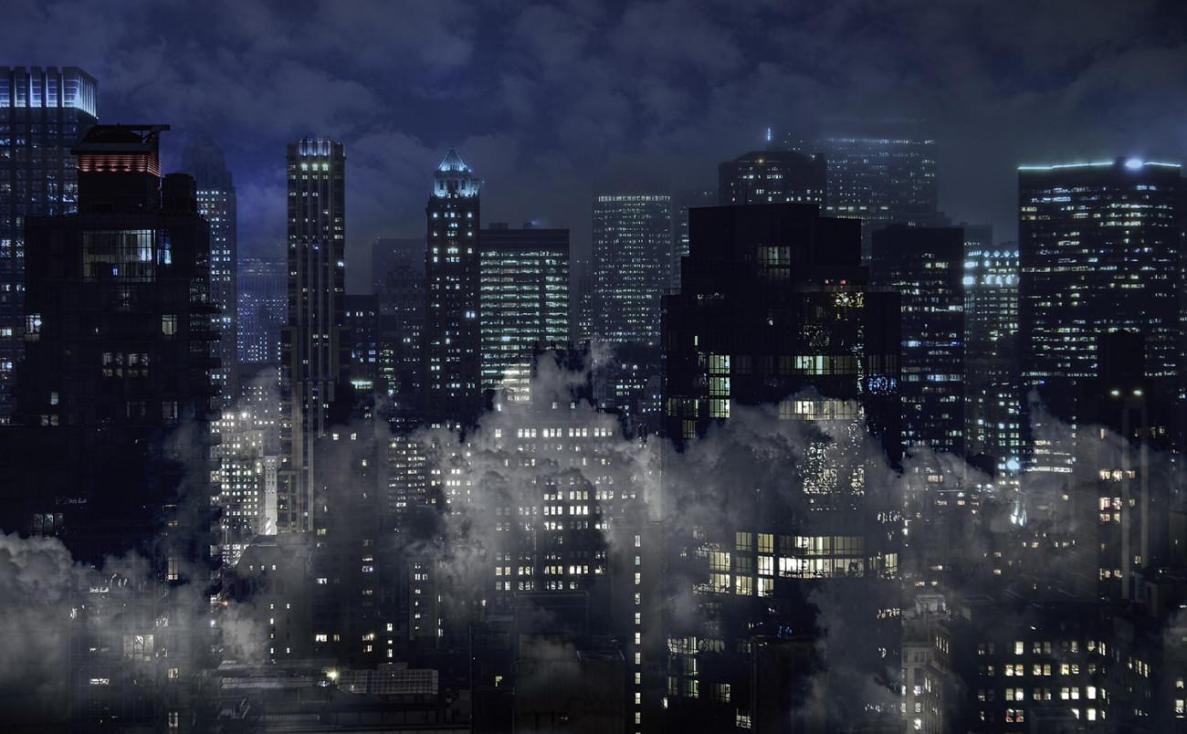 Metropolis - Night dreams, NY, 2016