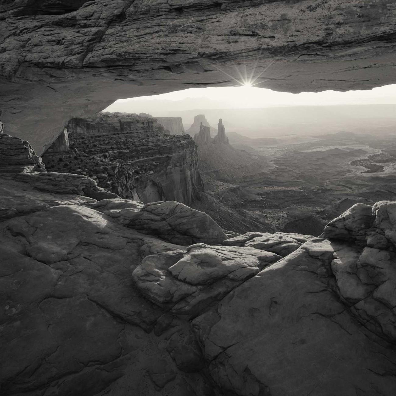 Canyonlands sunrise, Utah, 2008
