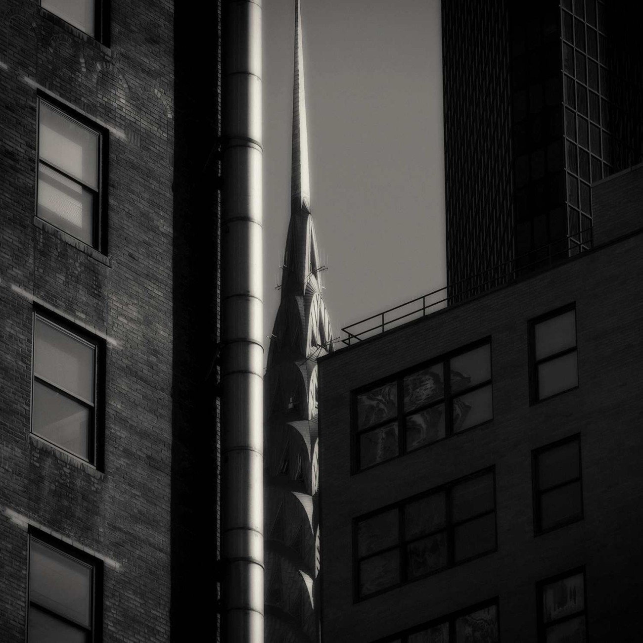 Chrysler Building steeple, New York, 2010