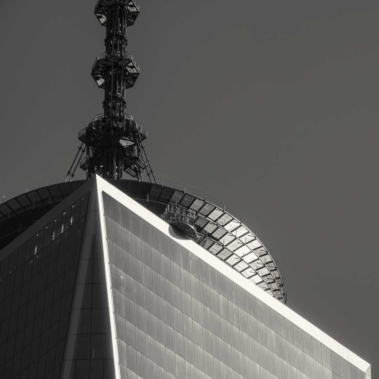 Top of the World Trade Center, NY, 2014