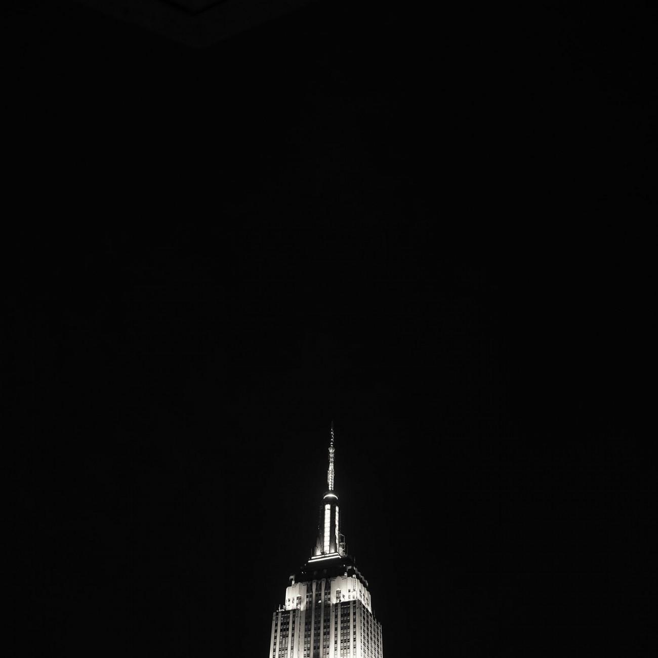 Dark night, NY, 2016
