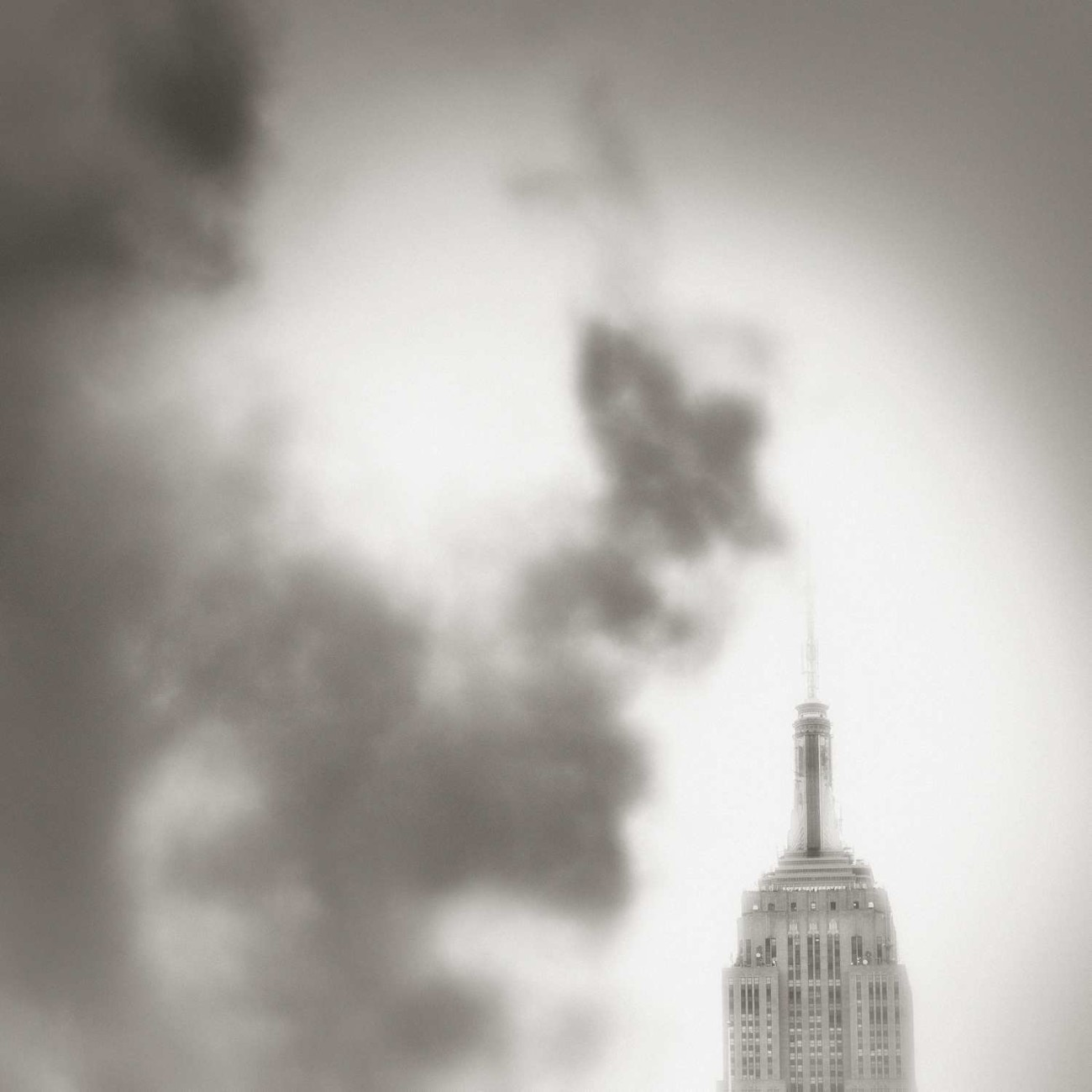 City steam, Empire State Building, New York, 2012