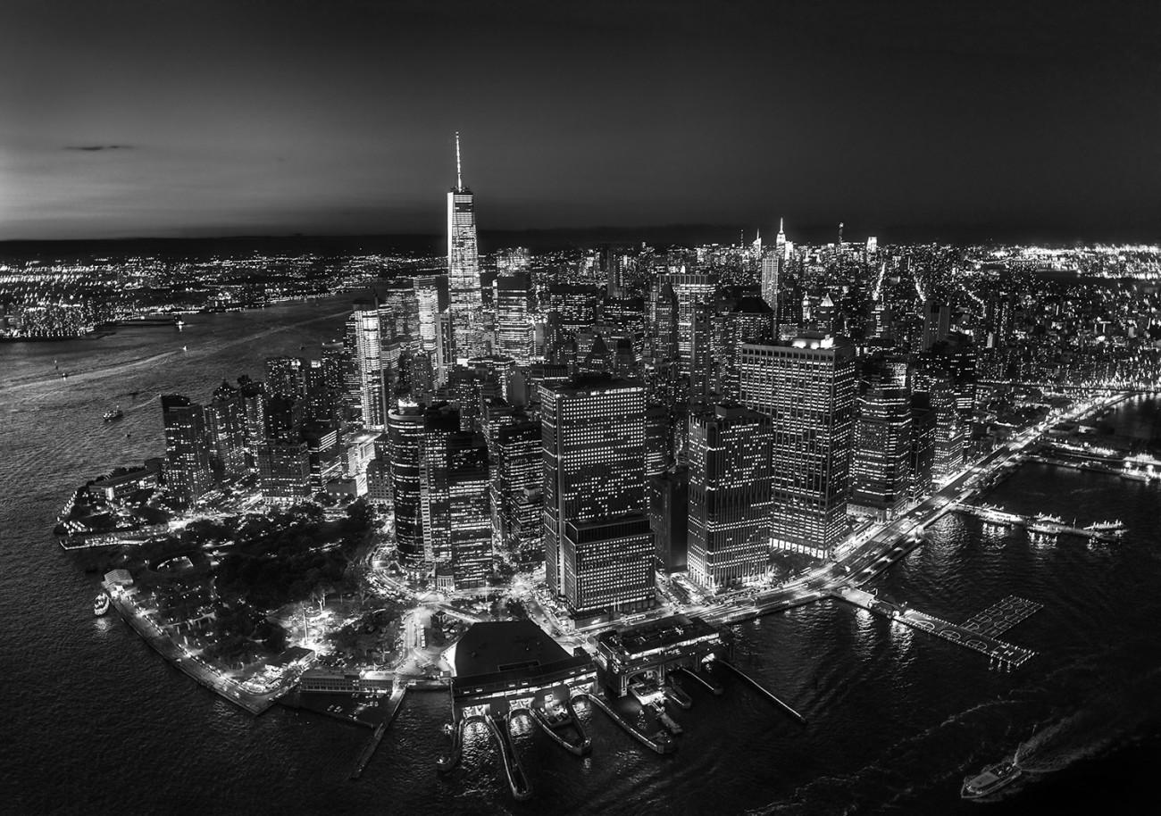 Night time City, NY, 2015
