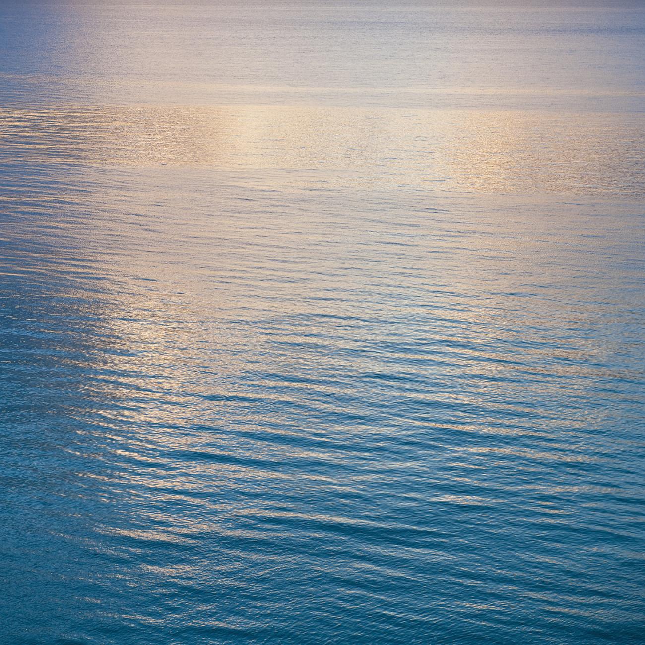 Morning reflection, Atlantic Ocean, Study 2, 2009