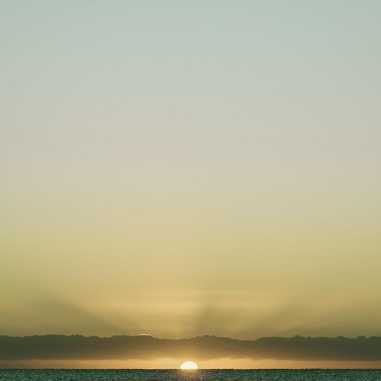 First light, Atlantic Ocean, 2017