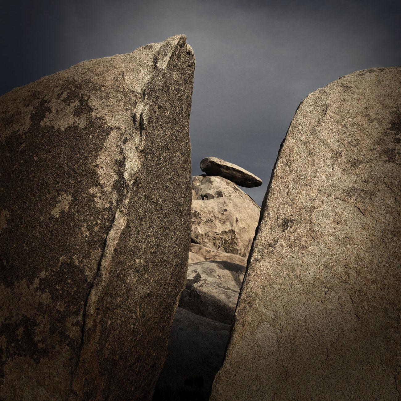 Cap rock, Joshua Tree NP