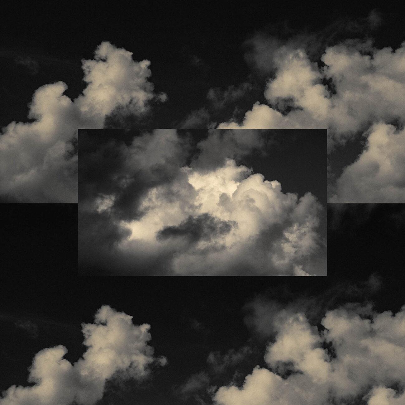 Morning cumulus clouds